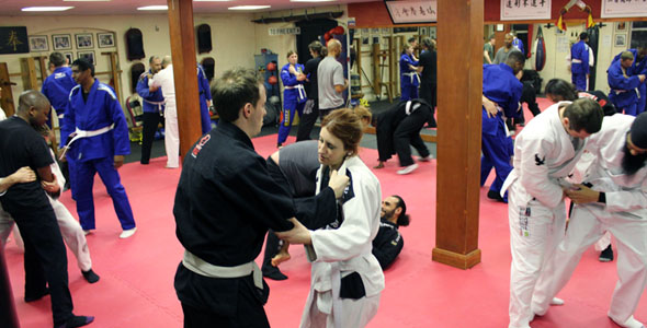 Brazilian Jiu Jitsu London