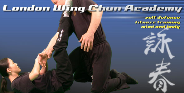 Self Defence, Martial Arts at the London Wing Chun Academy.