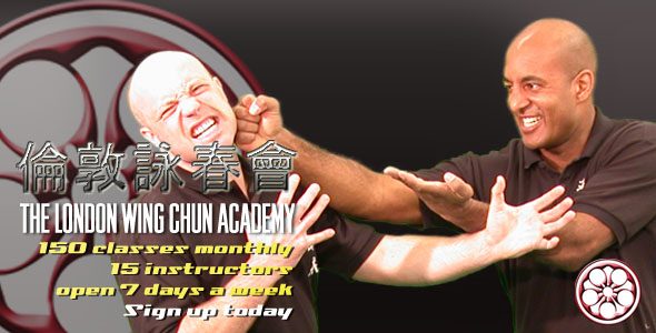The London Wing Chun Academy for Martial Arts in London.