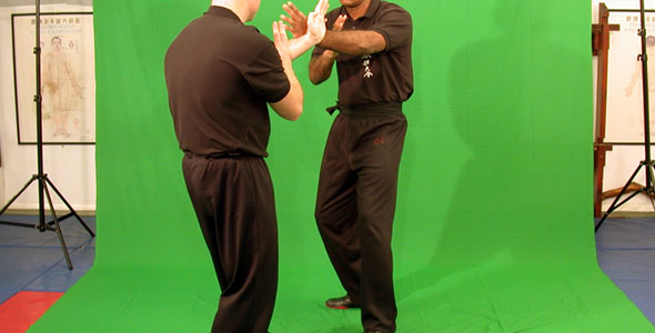 Self Defence, Martial Arts London Wing Chun Academy.