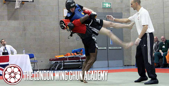 San Shou Kickboxing London
