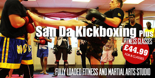 Kickboxing North London