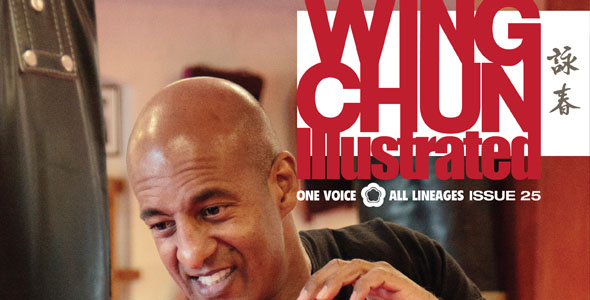 Wing Chun Illustrated Issue 25