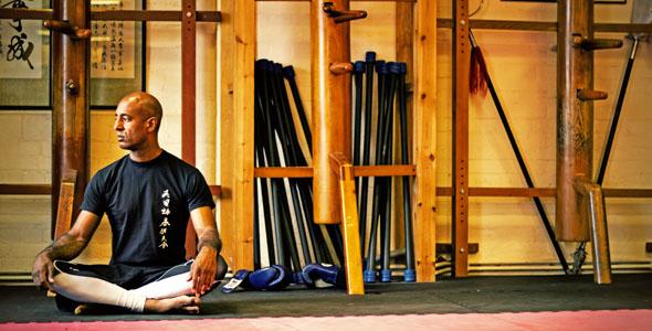 Dr. Mark Phillips | The London Wing Chun Academy N226 UJ