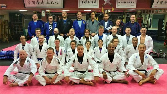 Rafael Lovato Jr. Seminar 2017 at London Wing Chun Academy